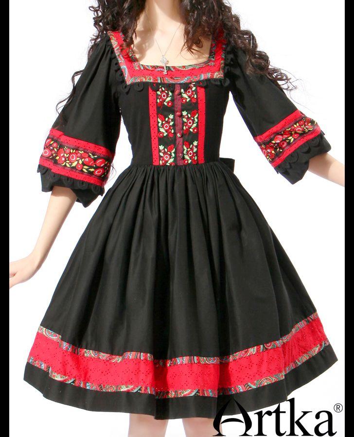 Artka Dirndl Dress 410rmb