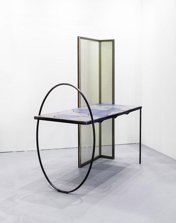 Perhaps a Desk by Copenhagen-based duo Pettersen Hein