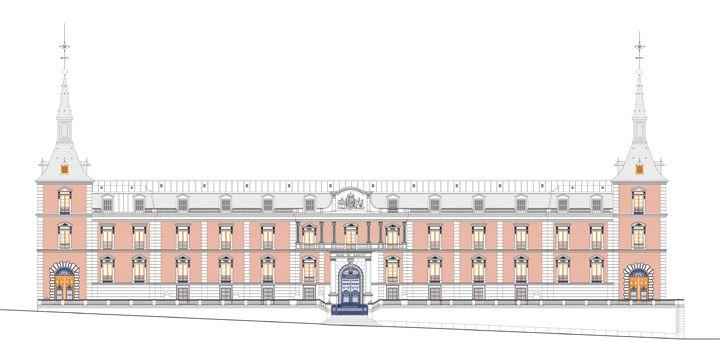 El Museo del Prado convoca el concurso internacional de arquitectura para el Salón de Reinos