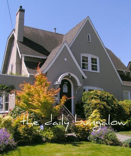 17 best images about english cottage look on pinterest - Tudor revival exterior paint colors ...