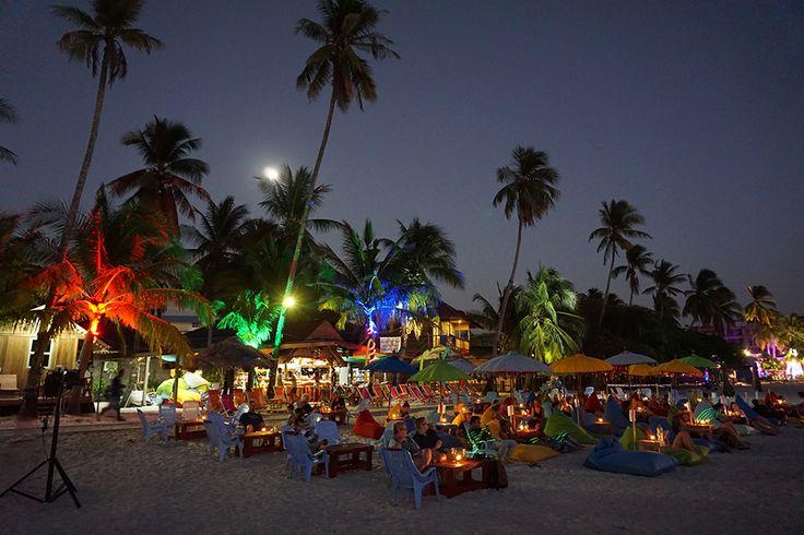 Langkawi - Mali Mali Beach Bar