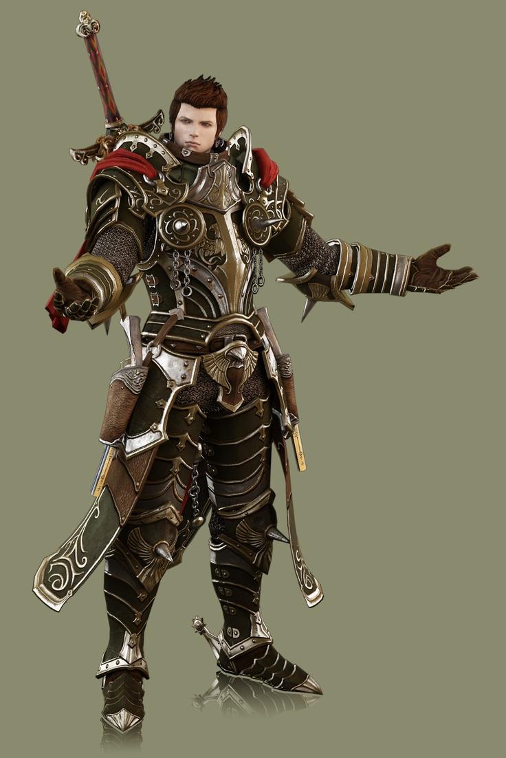 male fighter Fantasy Art..( Fighters.). Pinterest Knight