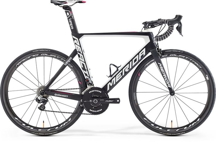 Merida Reacto Team-E 2016 - Road Bike