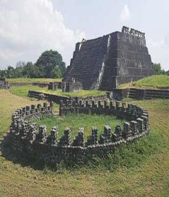 Cempoala, Veracruz, México