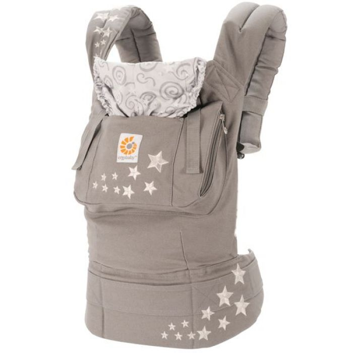 Ergobaby Galaxy Grey Baby Carrier Review Baby Gizmo Blog
