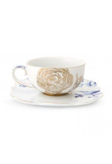 Φλιτσάνι Espresso Royal White 10,96€