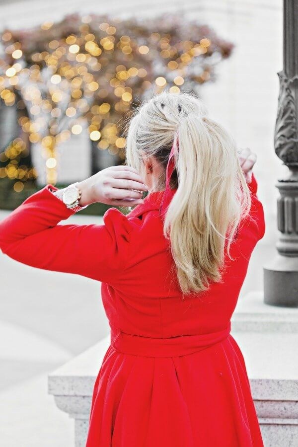 Pony envy!! For a perfect holiday hairdo get The Pony, a clip-in hair extension from the Christie Brinkley Collection.