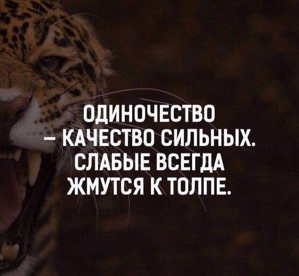 Цитаты про сильных людей в картинках