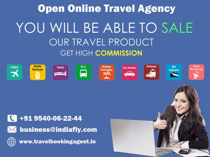 how to open a travel agency