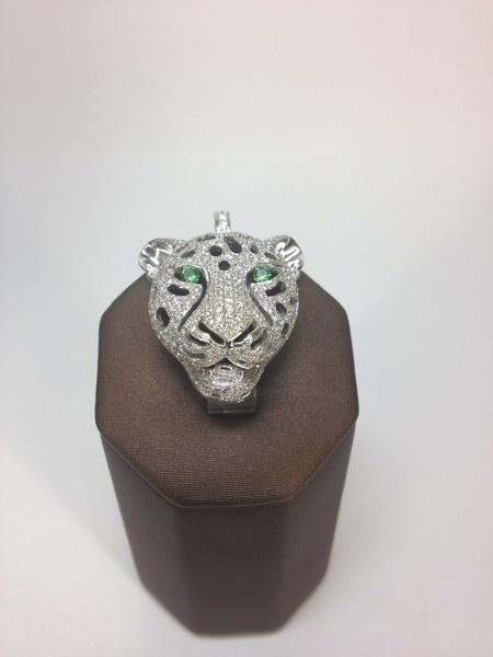 Jaguar Diamond emerald
