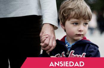 Ansiedad por separación en niños