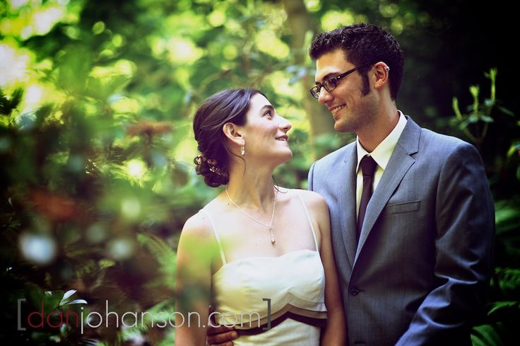 A beautiful Berkeley wedding in the Redwood Groves