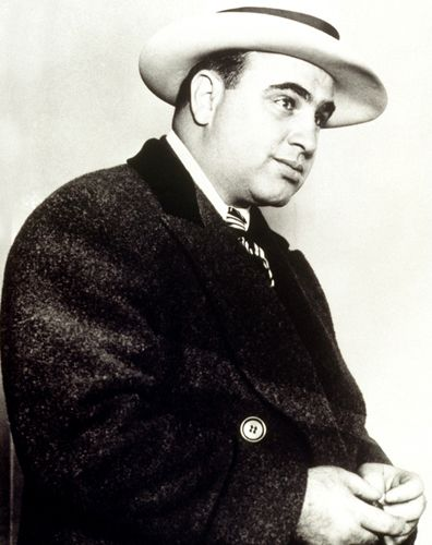 al capone career Al capone went to prison in 1932, and his contact with the outside world was very restricted during the time he was in prison, he also suffered from progressive.