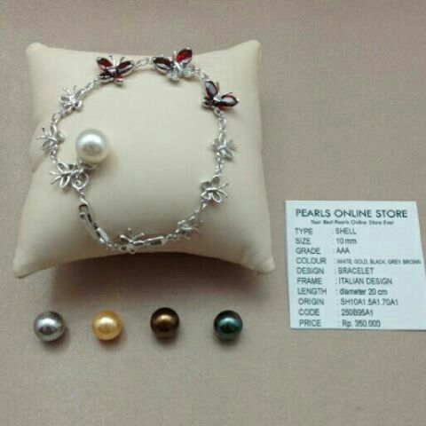 Shell bracelet. Freshwater necklace. We are selling the best Southsea, akoya, tahitian, and Freshwater pearls with certificate of authenticity and affordable price. Pearlsolstore.com/r/almyruzni