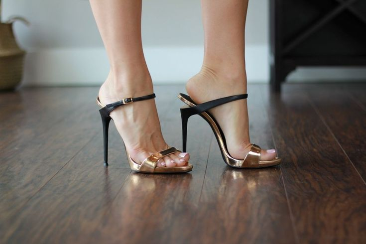 Sexy shoes and sandal