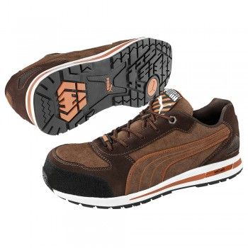 """Arbeitsschuhe im Sneakers-Style: Sicherheitshalbschuhe S1P """"BARANI LOW"""" URBANPROTECT - PUMA® #sicherheitsschuh #arbeitsschutzexpress #puma"""