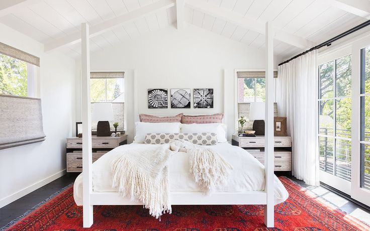 Red Alert: From Subtle Details to Totally Bold, 13 Rooms That Rock Red