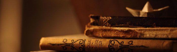 stare książki / Podręczniki