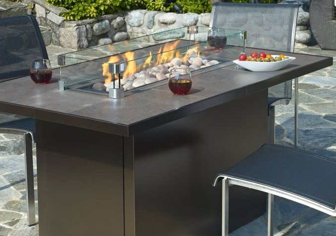 17 Best Ideas About Outdoor Gas Fireplace On Pinterest