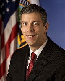 Anti-Bullying-Sec. Ed Arne Duncan at National PTA Convention and Youth Summit