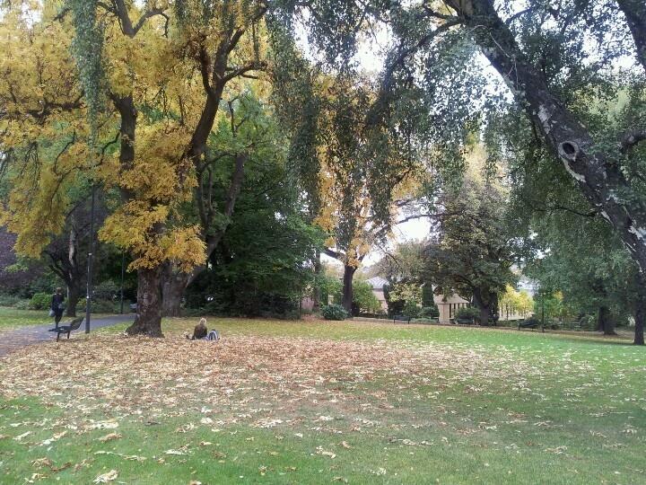 St Davids Park Hobart Tasmania...