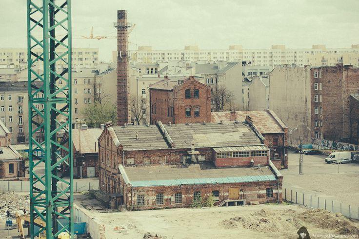 #Koneser #Warsaw #revitalisation