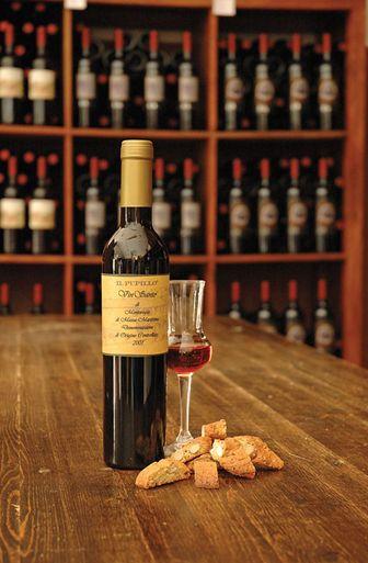 VIn Santo #vino #sweetwine #dessertwine #wine