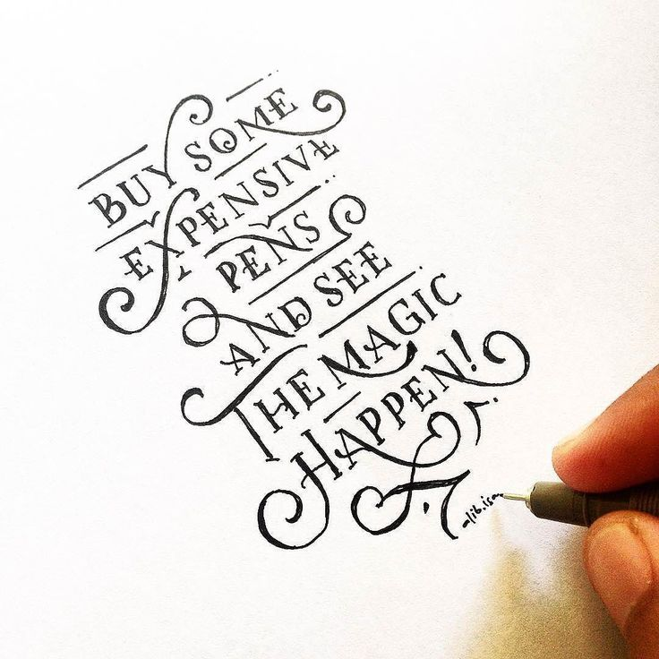 Follow us @typegang  Little known fact the more expensive your tools are the less effort you have to put in... Cheeky lettering by @alib.isa  #typegang  FREE and premium fonts at typegang.com | typegang.com #typegang #typography