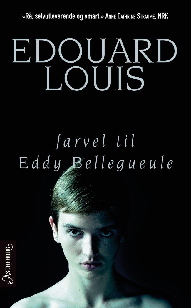Edouard Louis skriver sitt eget liv i denne romanen. Boka ble en sensasjon da den kom ut i Frankrike og skapte enorm debatt. Forfatteren var bare 21 år da han debuterte.  Egentlig er Eddy Bellegueules opprør mot foreldre, fattigdom og en sosial bakgrunn m