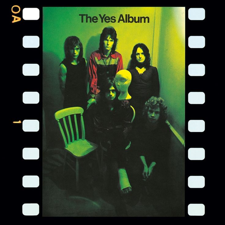 Yes - The Yes Album on Limited Edition 180g 45RPM Vinyl 2LP