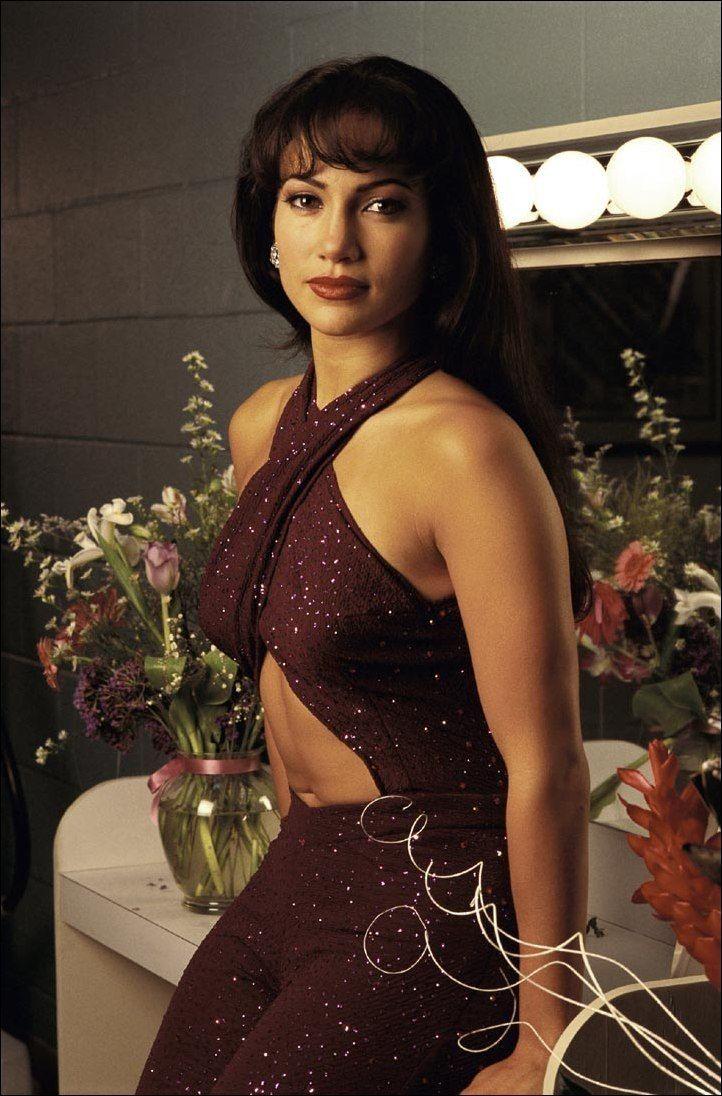"""Jennifer Lopez in """"Selena"""""""