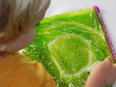 """This is a great activity for practicing pre-writing skills such as """"down"""", """"over"""", """"around"""", etc., shapes, and even more advanced writing skills - like letters.   In addition, it offers a great therapeutic/calming effect for some children and can be a sensory activity just for the sake of sensory."""