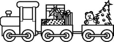 coloring book pages for trains | Image result for polar express train coloring page | Train ...