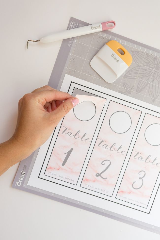 free printable diy wedding wine tag table numbers