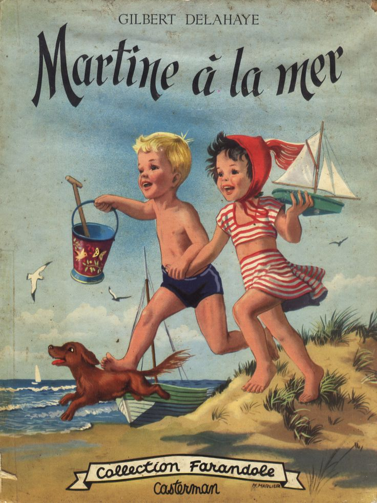 .Gilbert Delahaye was a Belgian author. He is best known for the Martine books, a series of illustrated children's stories he prepared with artist Marcel Marlier