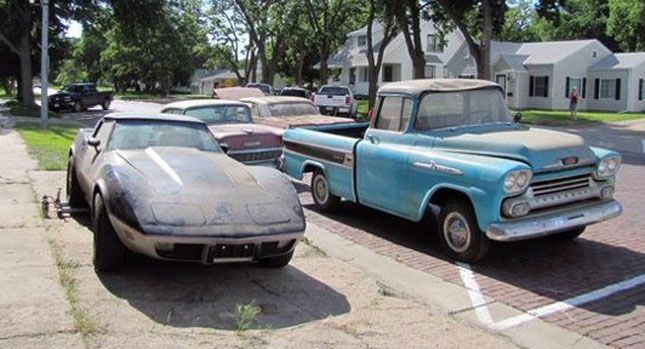 The Ultimate Barn Find: Chevrolet Dealership Is Unearthed Decades After It Was Locked Up - Carscoops