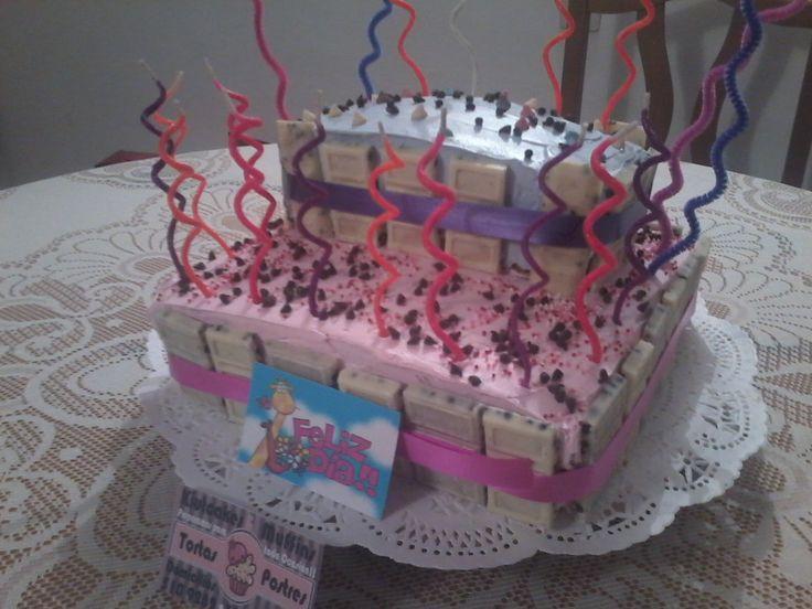 torta de hershey's