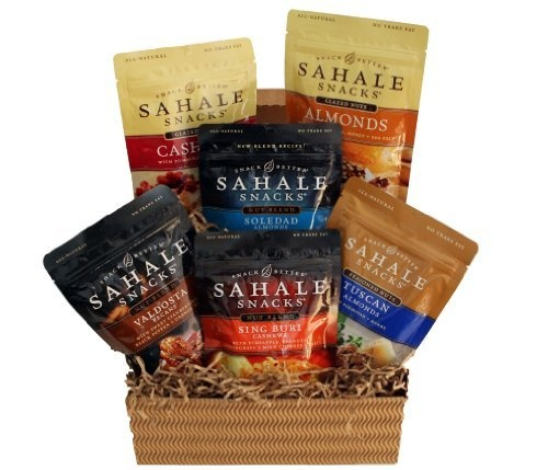 38 best tea gift basket images on pinterest tea favors tea gifts sahale snacks gluten free gourmet snack gift box 6 flavors by sahale snacks gift baskets if you wish to buy just click on amazon below this pinterest negle Choice Image