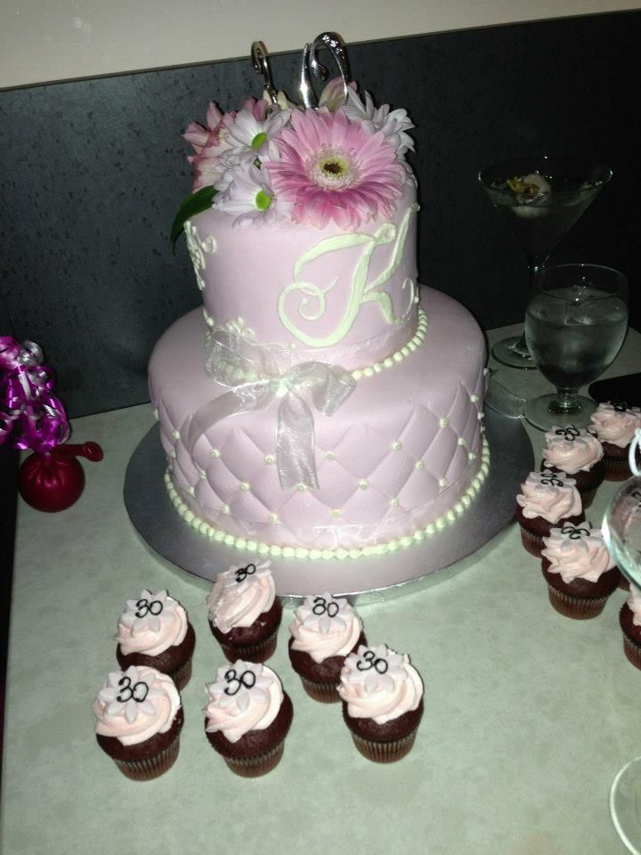 58 best 30th birhday cakes images on pinterest 30th for 30th birthday cake decoration