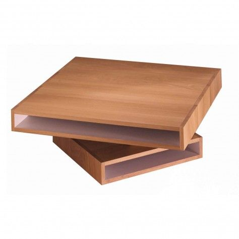 Cubocarre coffee table