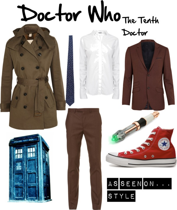 Tenth Doctor—- Id like to point out here that NO. This is NOT the tenth Doctor