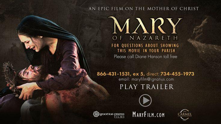 MARY of NAZARETH Film Trailer