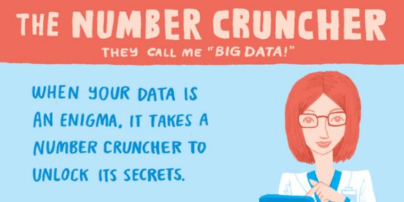 Workology Personality Types: The Number Cruncher