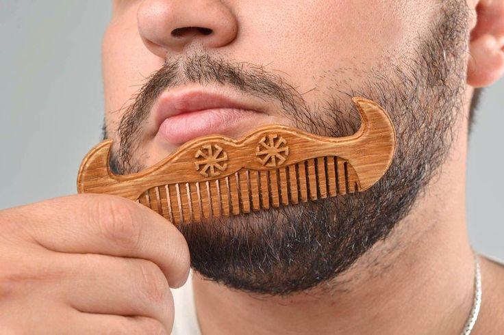Peine para barba