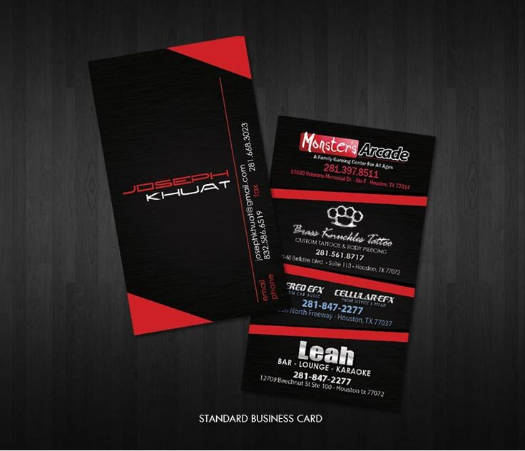Business card business card designs pinterest business cards reheart Images