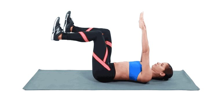 The Most Effective Abs Exercise You're Not Doing. This is call the Dead Bug.