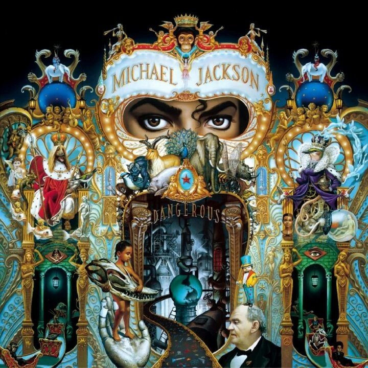 Dangerous by Michael Jackson - the best album in history.