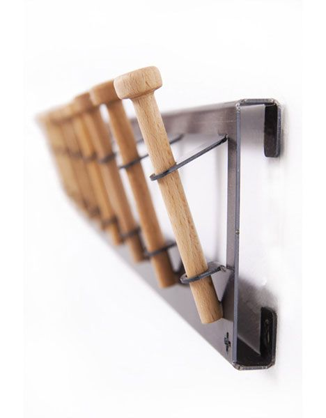 Beautifully Simple Wall Hook Things For The House