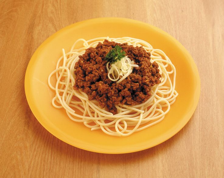 Spaghetti Bolognese or Pasta Recipe | Beef + Lamb New Zealand