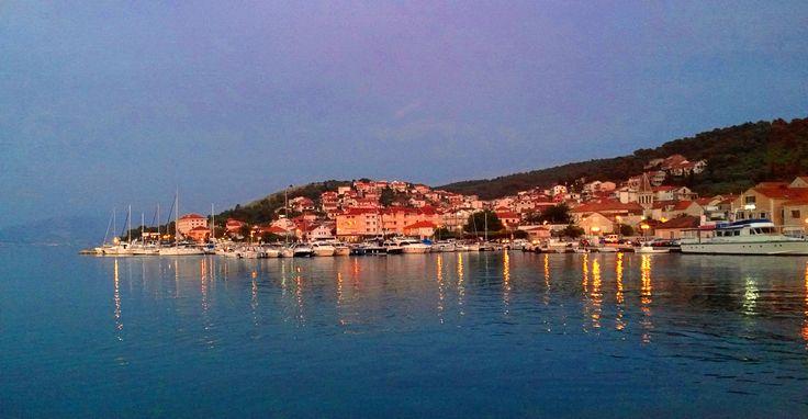 Trogir magic, Croatia.